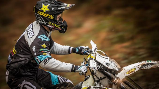 Graham Jarvis – Rockstar Energy Husqvarna Factory Racing - Le Trèfle Lozérien