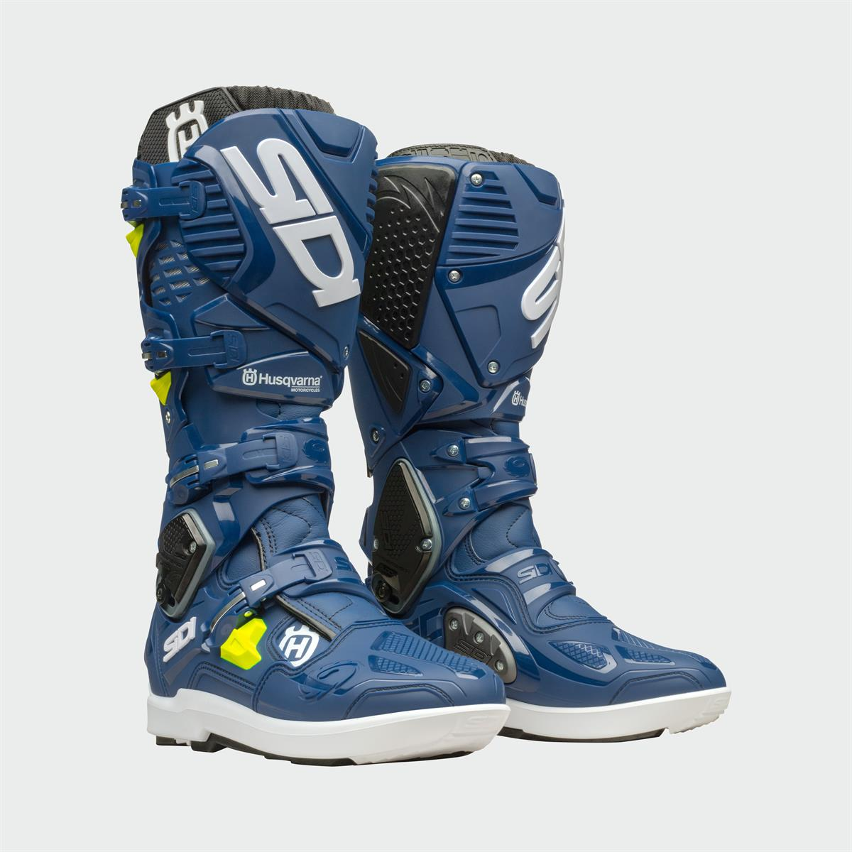 Husqvarna Functional Clothing - CROSSFIRE 3 SRS BOOTS