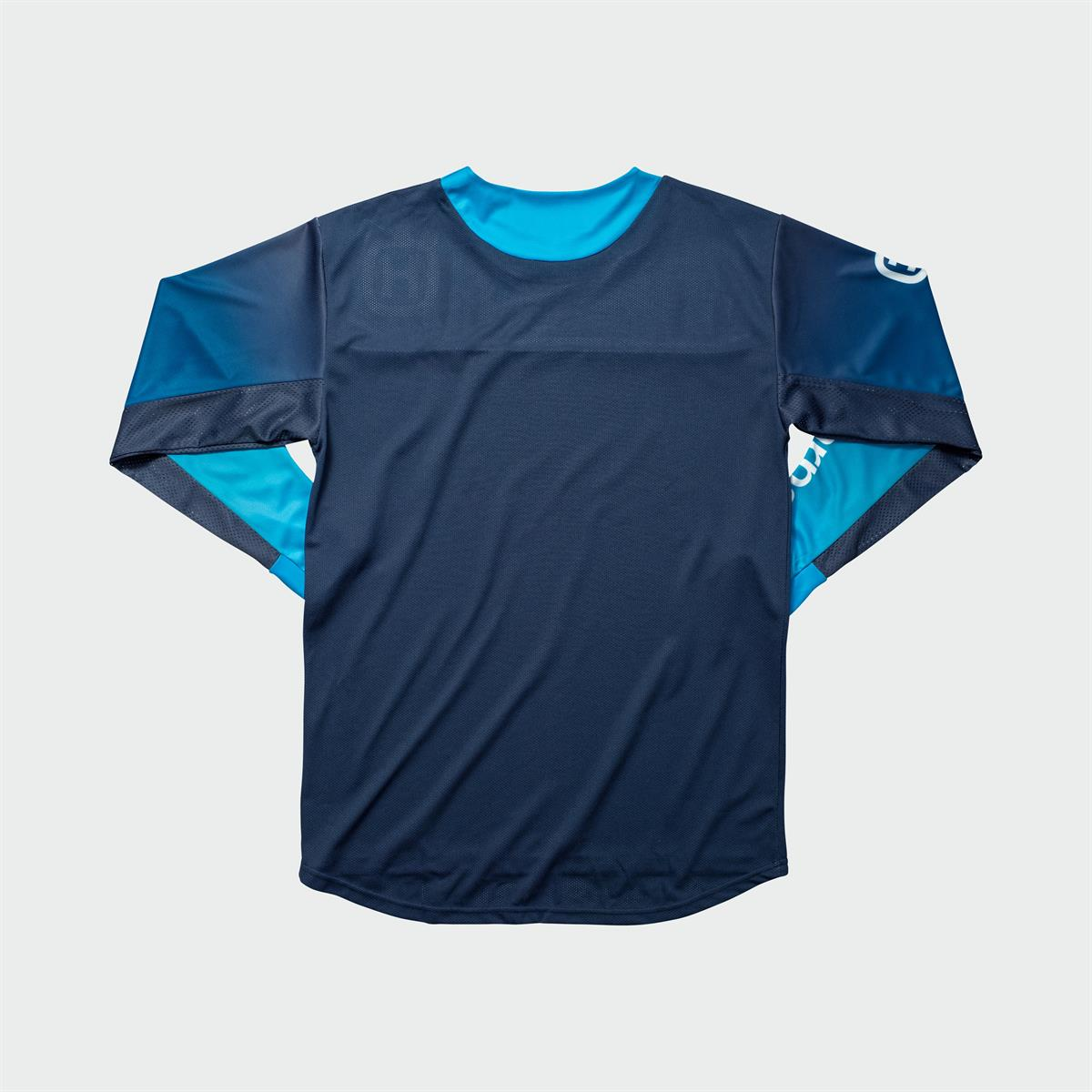Husqvarna Functional Clothing - GOTLAND SHIRT BLUE back