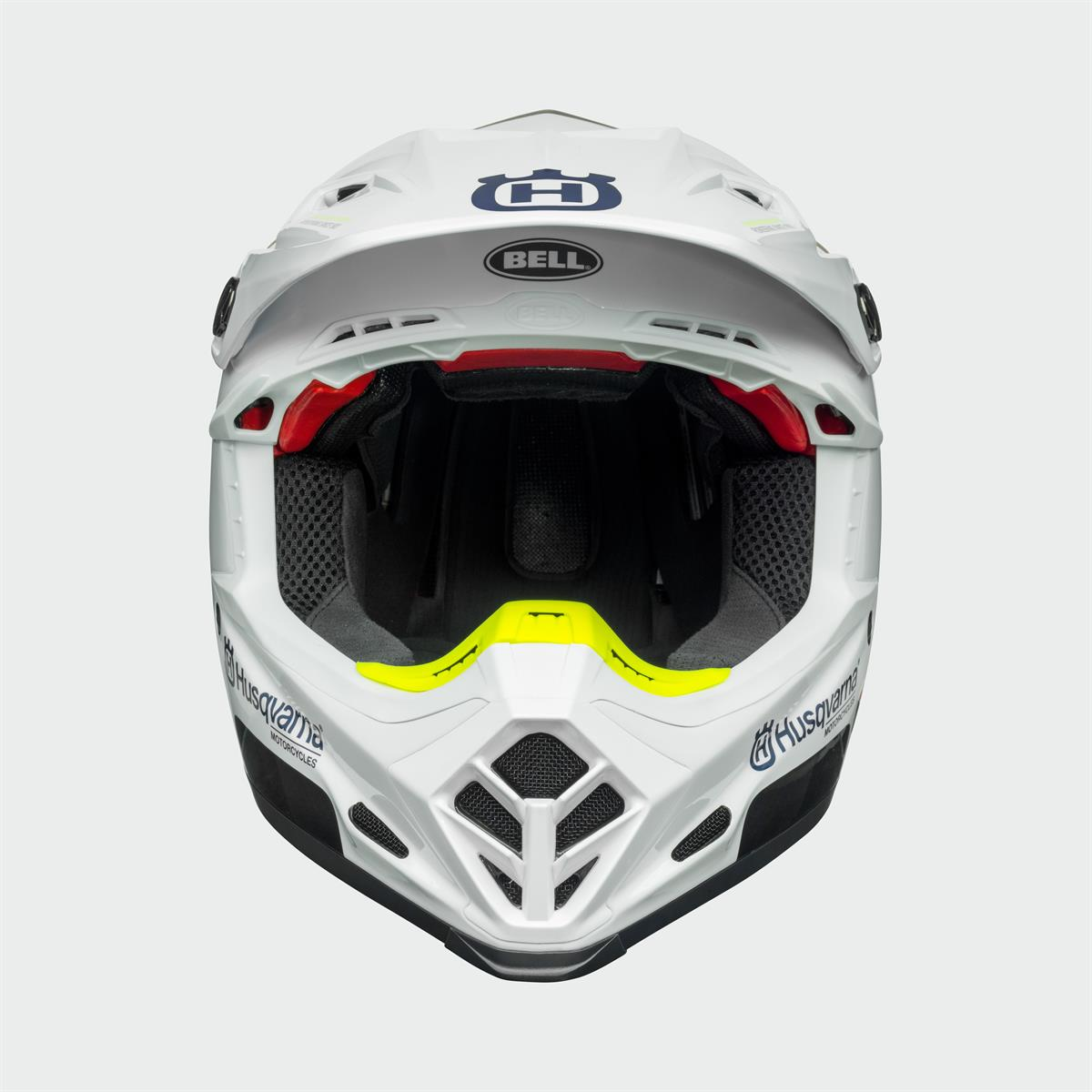 Husqvarna Functional Clothing - MOTO 9 FLEX RAILED HELMET