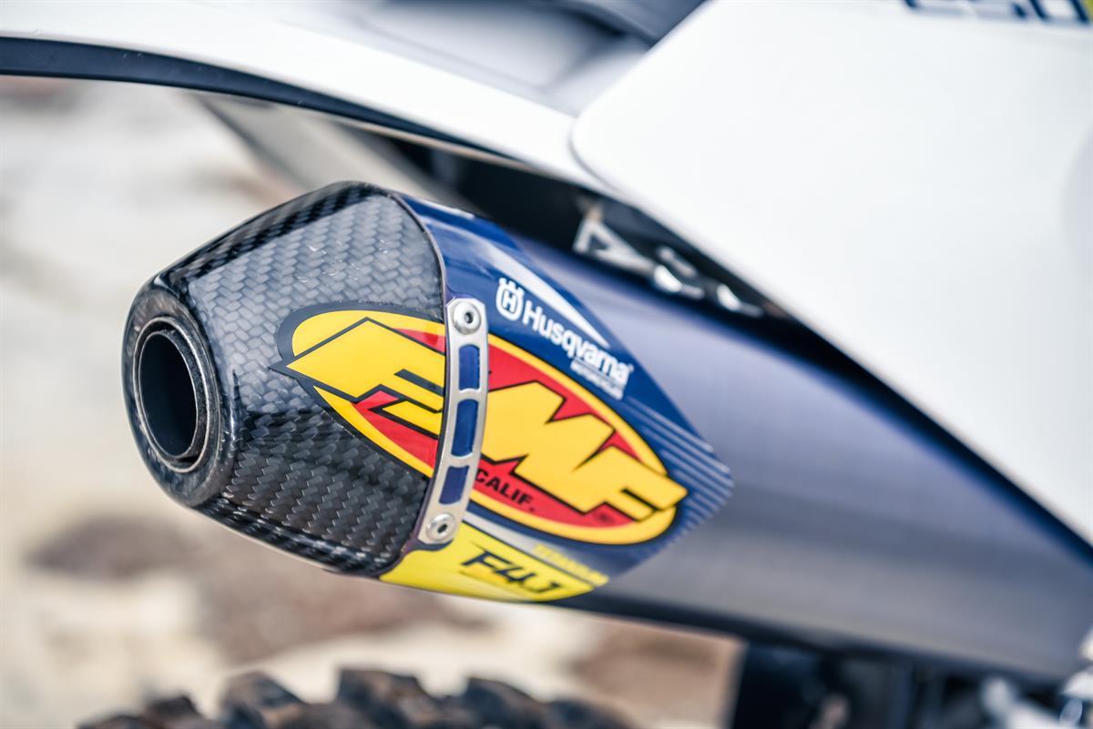 Husqvarna Motorcycles partner with FMF Racing