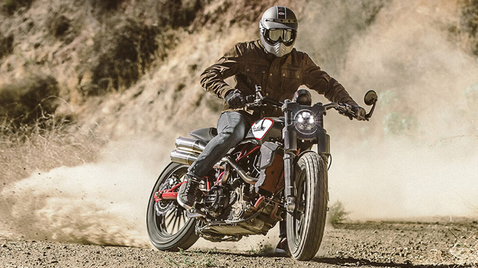 Indian Motorcycle - FTR 1200