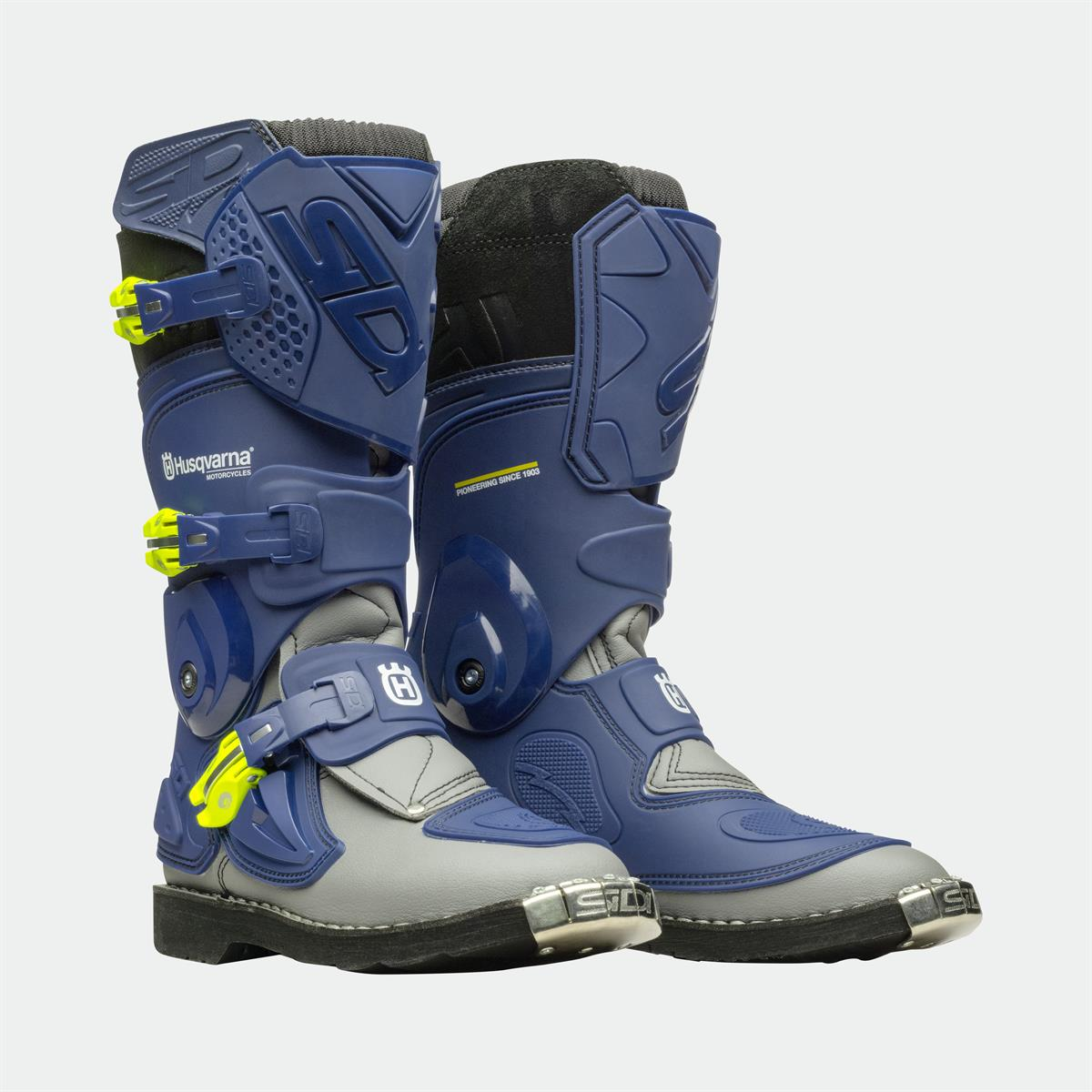 Husqvarna Motorcycles - 2019 Functional Clothing Kids Collection - KIDS FLAME BOOTS