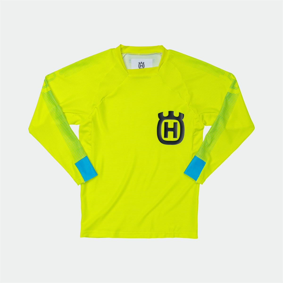 Husqvarna Motorcycles - 2019 Functional Clothing Kids Collection - KIDS RAILED SHIRT