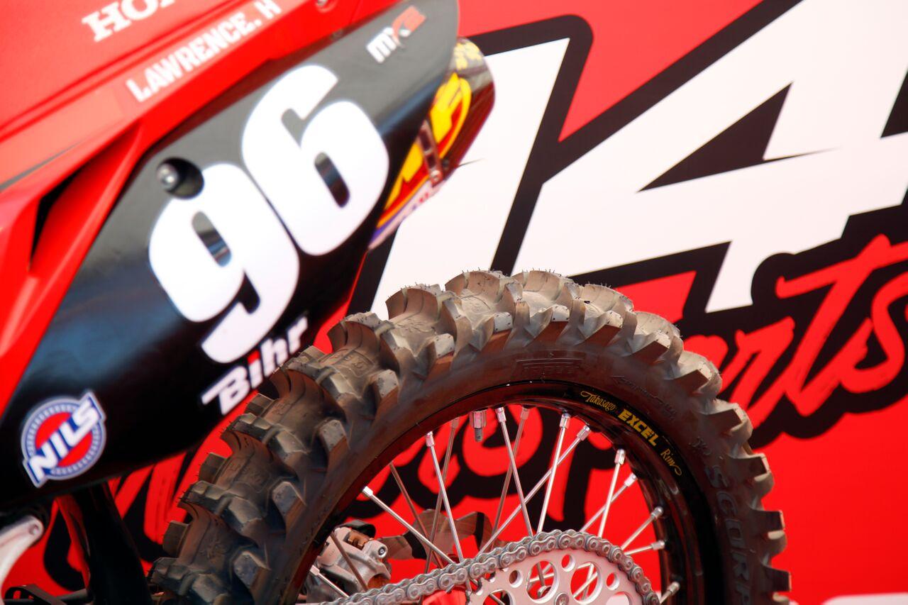 SCORPION MX Soft rear - MXGP of Lombardia - pirelli