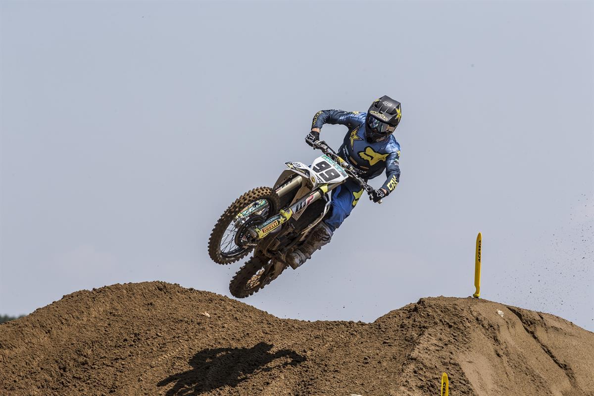 Max Anstie – Rockstar Energy Husqvarna Factory Racing - MXGP of Lombardia
