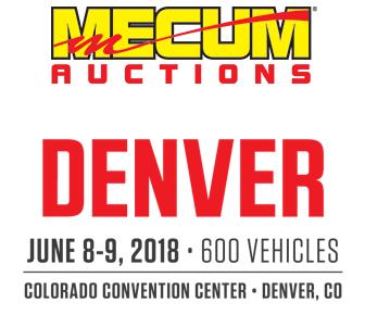 Mecum Auction - Denver
