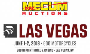 Mecum Las Vegas MC June Sale