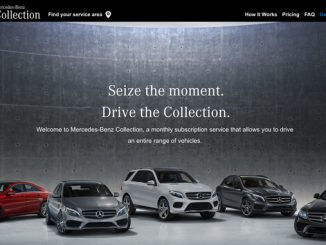 Mercedes-Benz launches broadest luxury vehicle subscription plan in the U.S. with Mercedes-Benz Collection