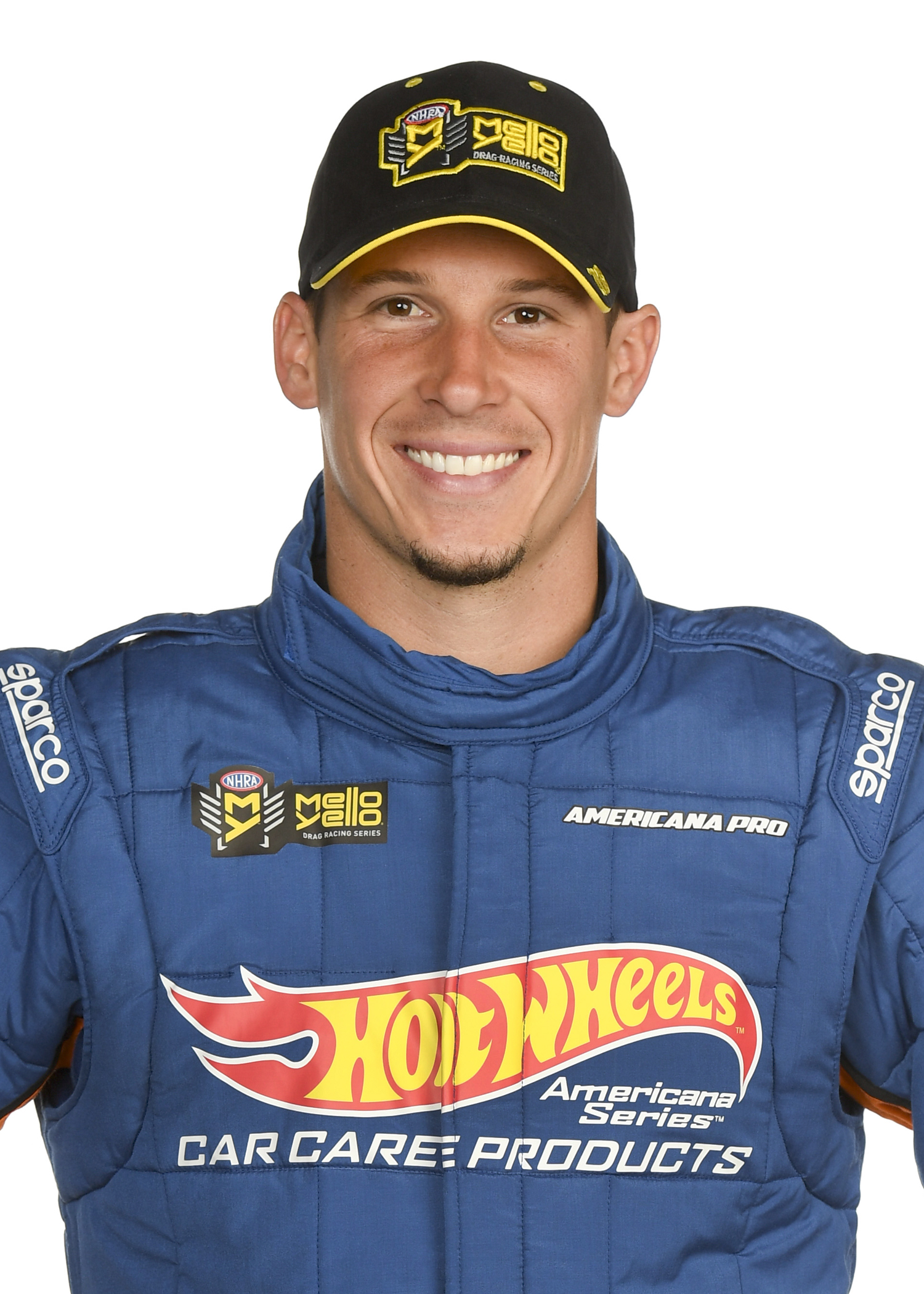NHRA Pro Stock Alex Laughlin