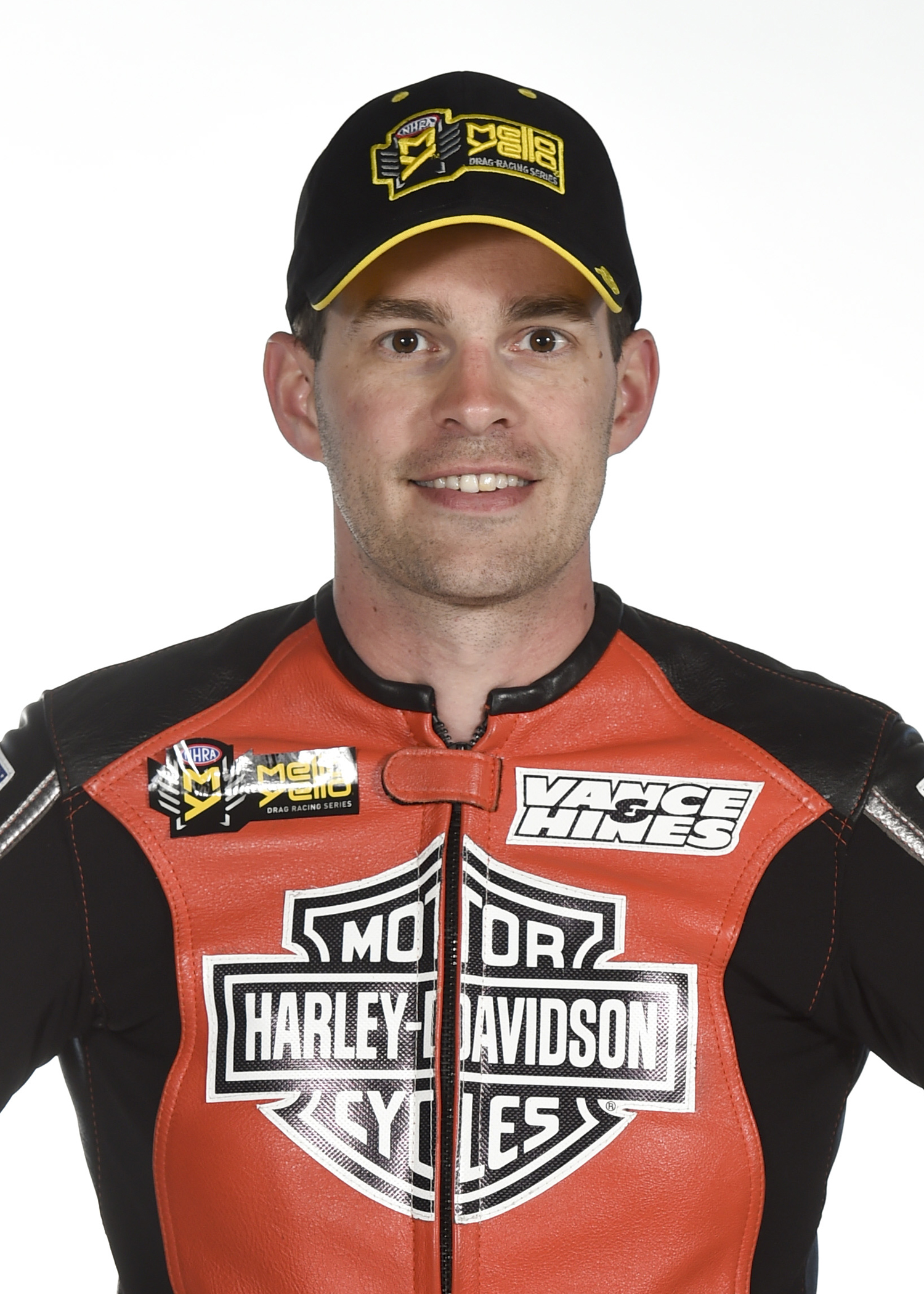 NHRA Pro Stock Motorcycle Andrew Hines
