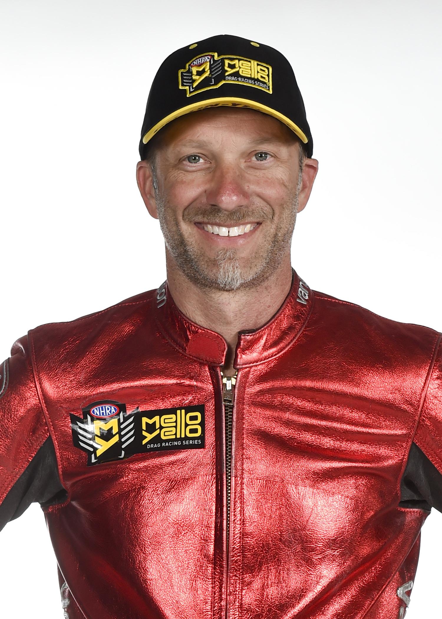 NHRA Pro Stock Motorcycle Matt Smith