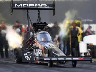 NHRA Top Fuel Leah Pritchett