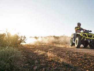 Can-Am Outlander XT-P_Trail