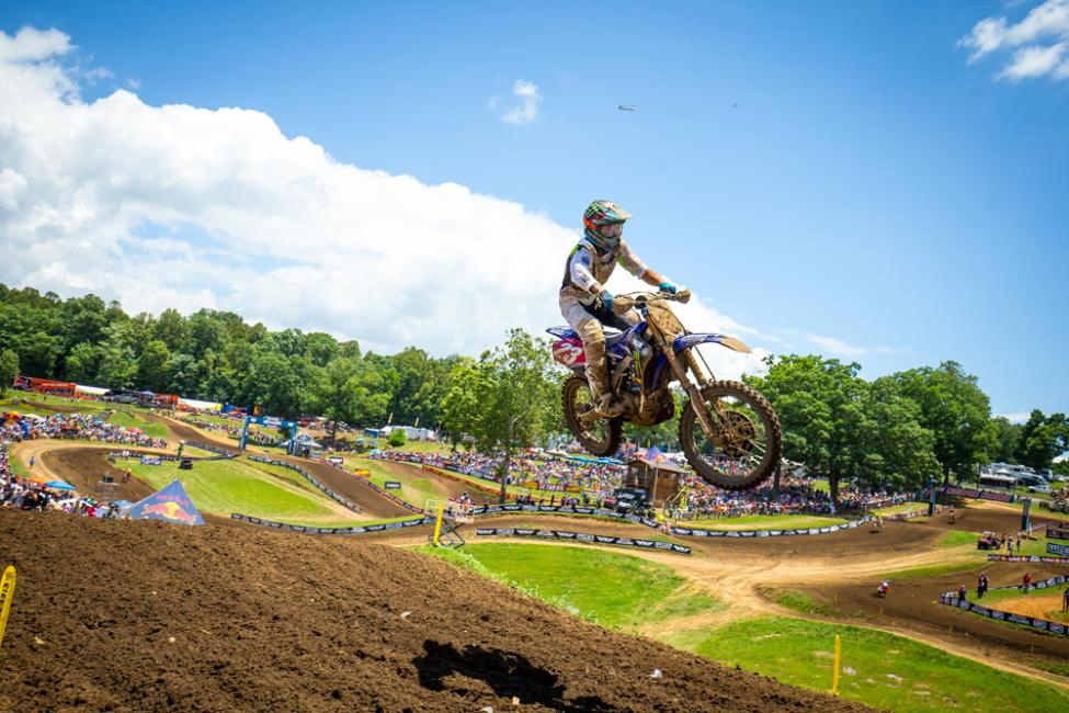 Plessinger maintained his hold of the point lead despite finishing seventh - Tennessee National