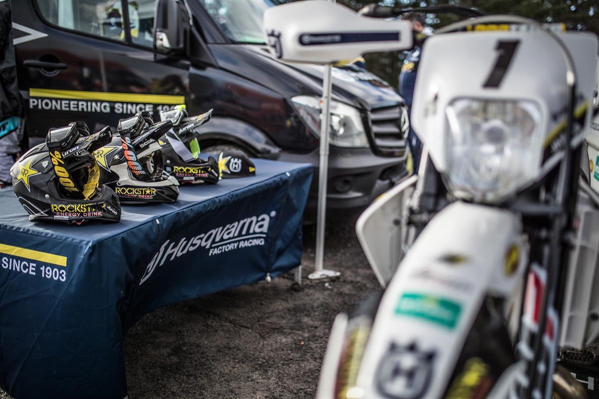 Rockstar Energy Husqvarna Factory Racing - Le Trèfle Lozérien