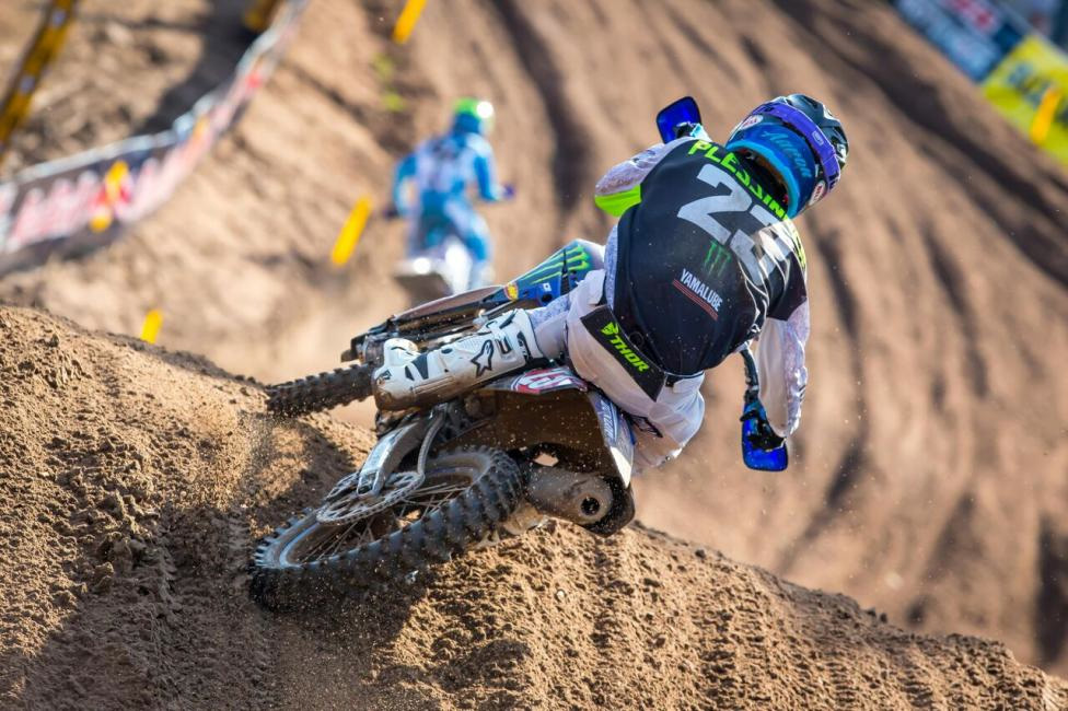 Southwick National - Aaron Plessinger was fifth overall