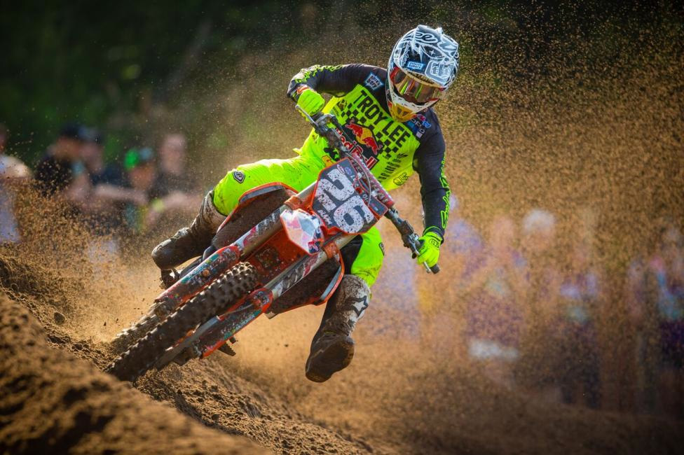 Southwick National - Alex Martin finished runner-up