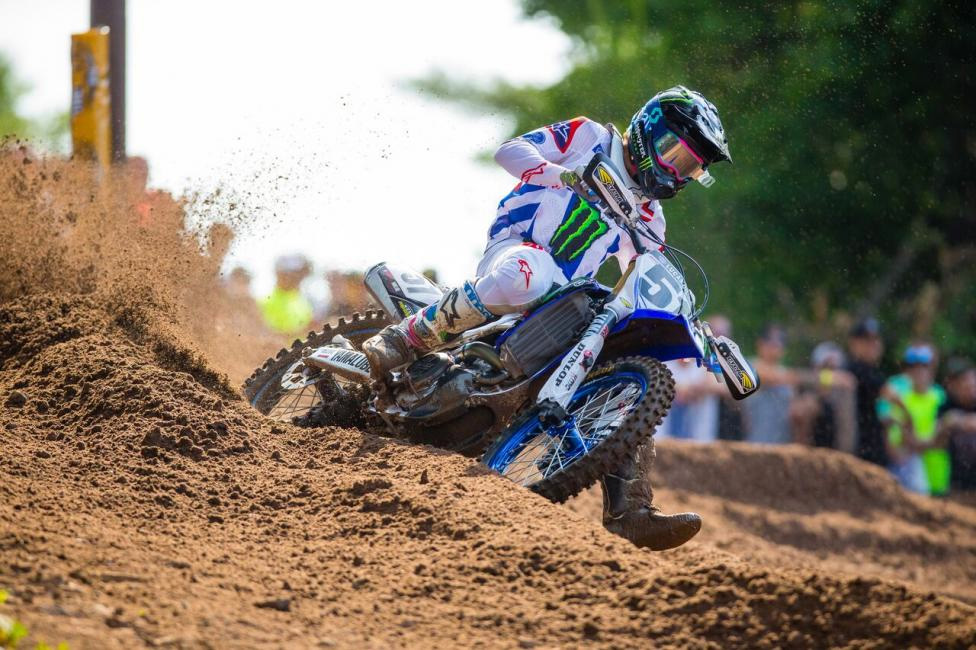 Southwick National - Justin Barcia rode strong throughout the day