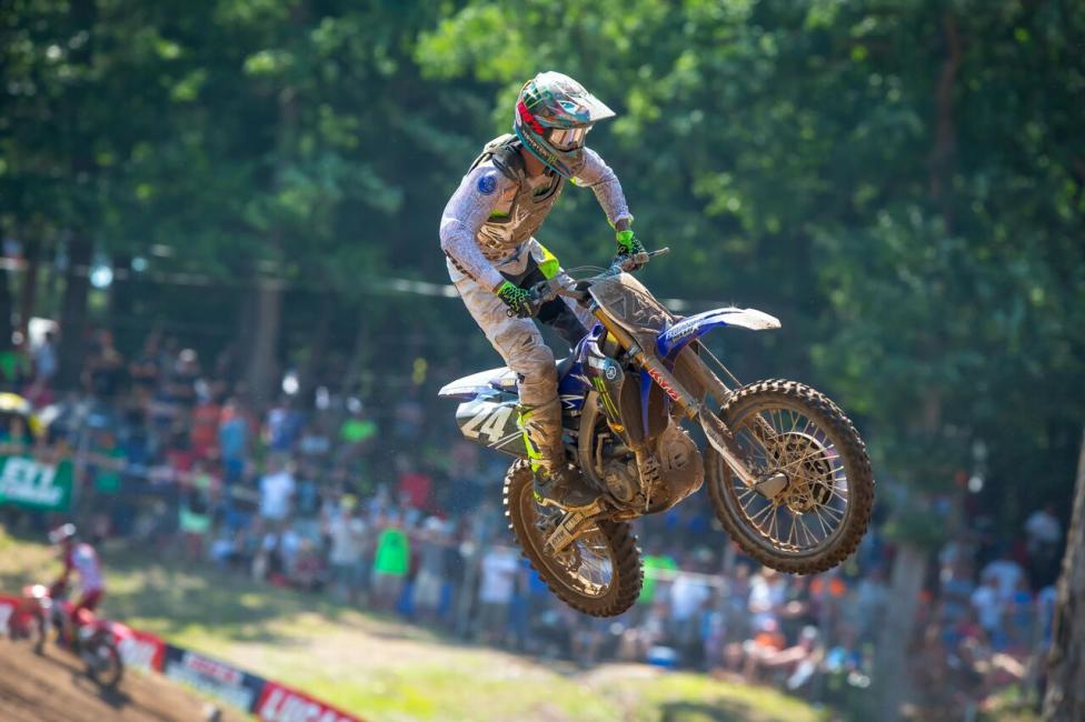 Southwick National - The Frenchman Dylan Ferrandis scored his first career overall win