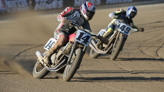 Surprises Likely for Saturday's Indian Motorcycle Lima Half-Mile