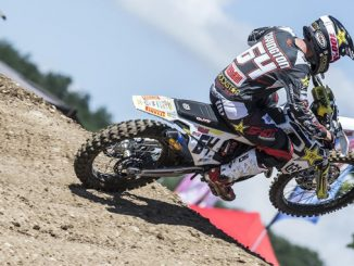 Thomas Covington – Rockstar Energy Husqvarna Factory Racing - France