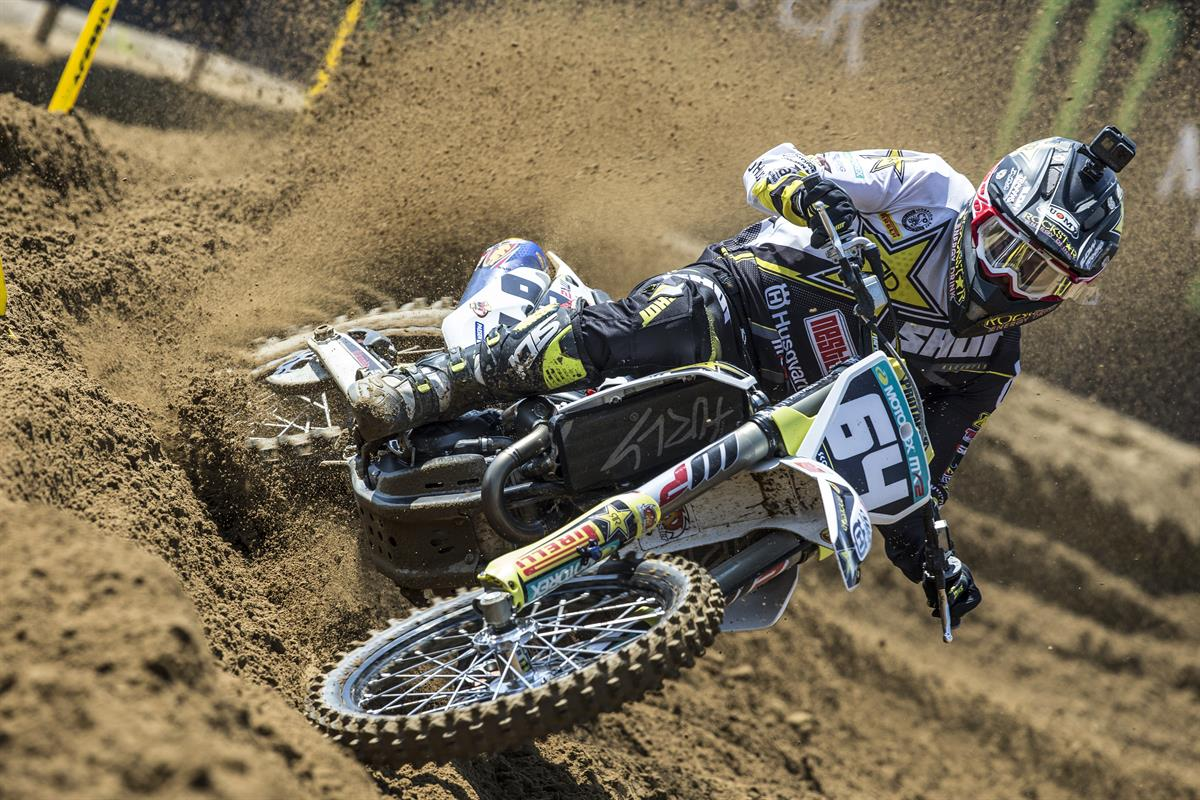 Thomas Covington – Rockstar Energy Husqvarna Factory Racing - MXGP of Lombardia