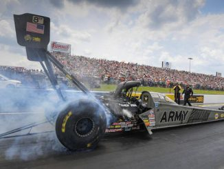 Virginia NHRA Nationals Top Fuel Schumacher