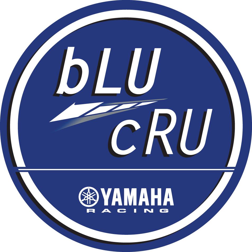 Yamaha Racing bLU cRU LOGO