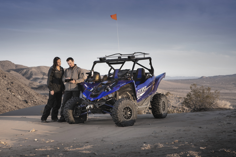 Yamaha Adventure Pro Prewired Integration