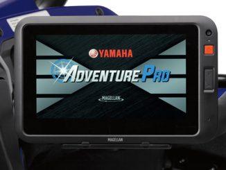 Yamaha Adventure Pro powered by Magellan