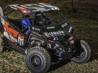 Yamaha Factory-Supported bLU cRU Racer - Brock Heger