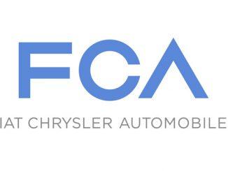 fiat chrysler automobiles - fca - logo