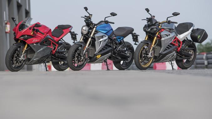 Energica Motorcycles