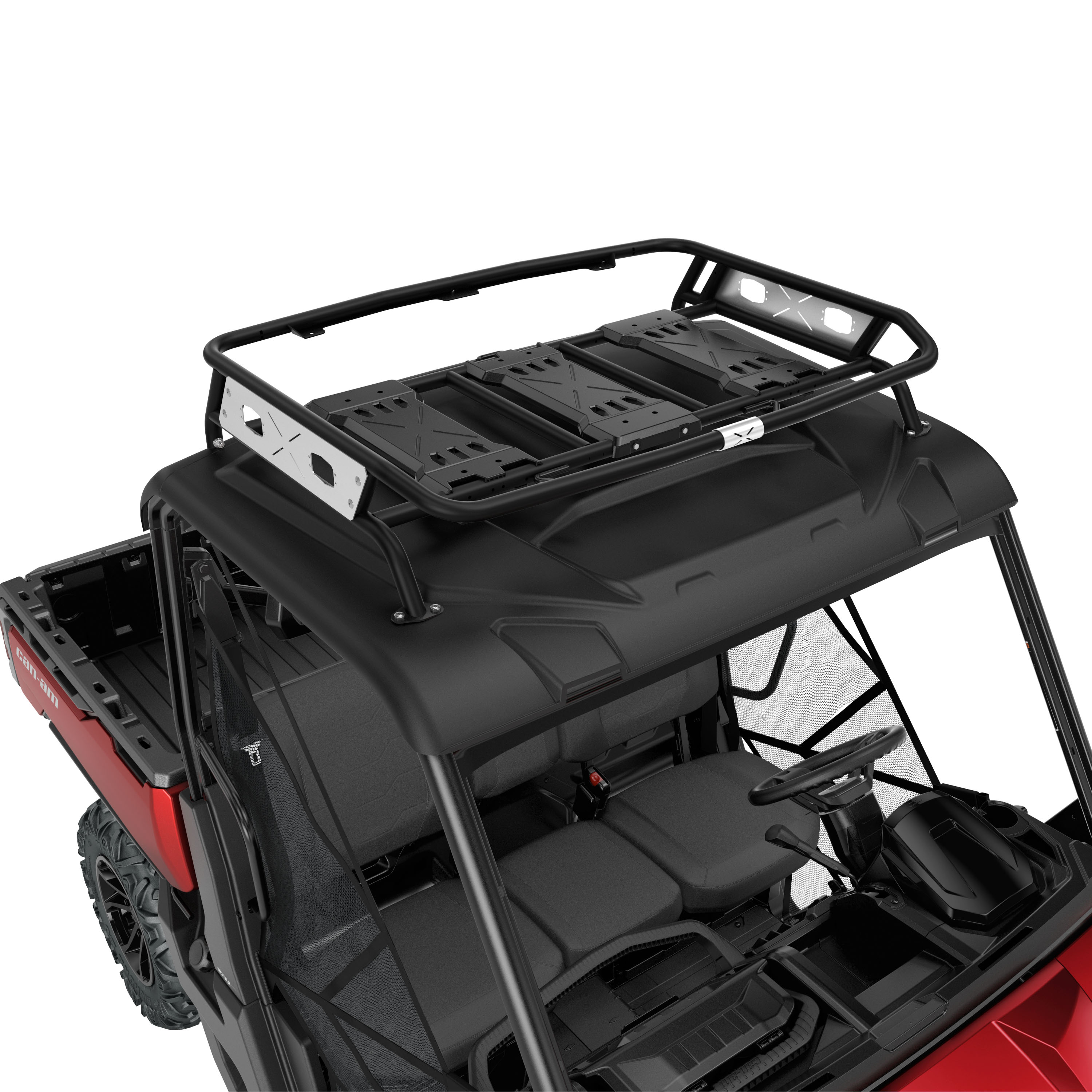 Can-Am Accessories - Adventure Roof Rack — 715003870