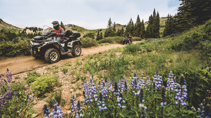 New Can-Am Accessories Provide Convenient Solutions to Enrich any Off-Road Journey