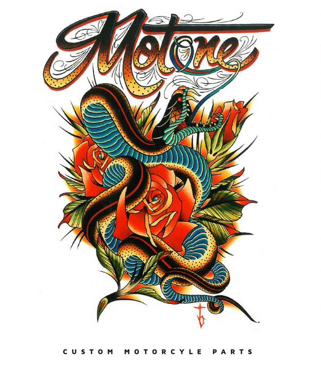Motone cover