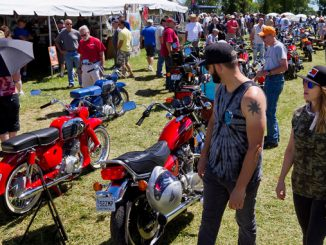 2018 AMA Vintage Motorcycle Days - presented by Royal Enfield (credit- Jeff Guciardo_AMA)