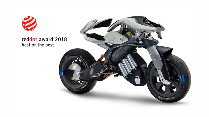 Yamaha MOTOROiD - Best of the Best