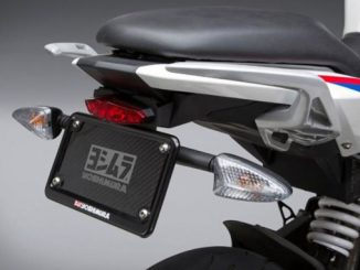 Yoshimura Introduces New Fender Eliminator kit for BMW G 310 R