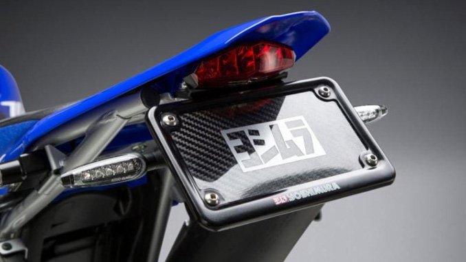 Yoshimura Introduces New and Improved Fender Eliminator Kit for Yamaha WR250