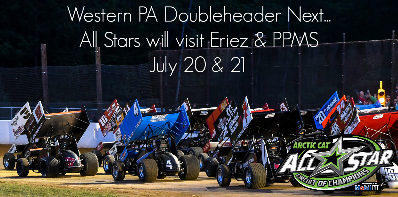 All Stars will invade Western PA for I-79 Summer Shootout beginning Friday at Eriez