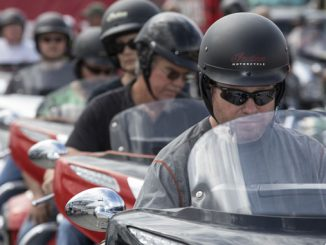 Indian Motorcycle and Progressive Motorcycle Insurance Display & Test Ride Tour