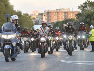 World Ducati Week 2018 Parade