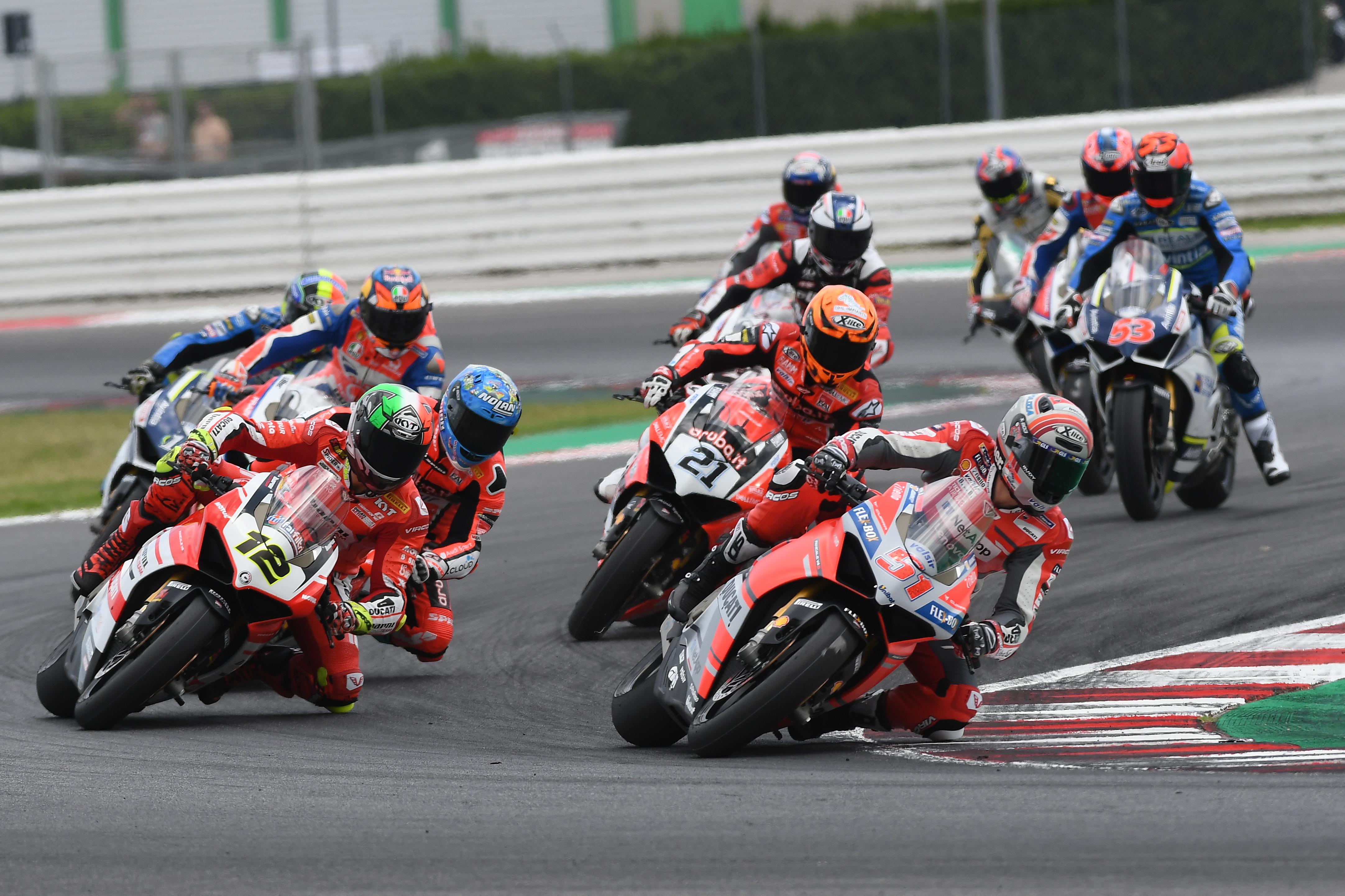World Ducati Week 2018 Race of Champions