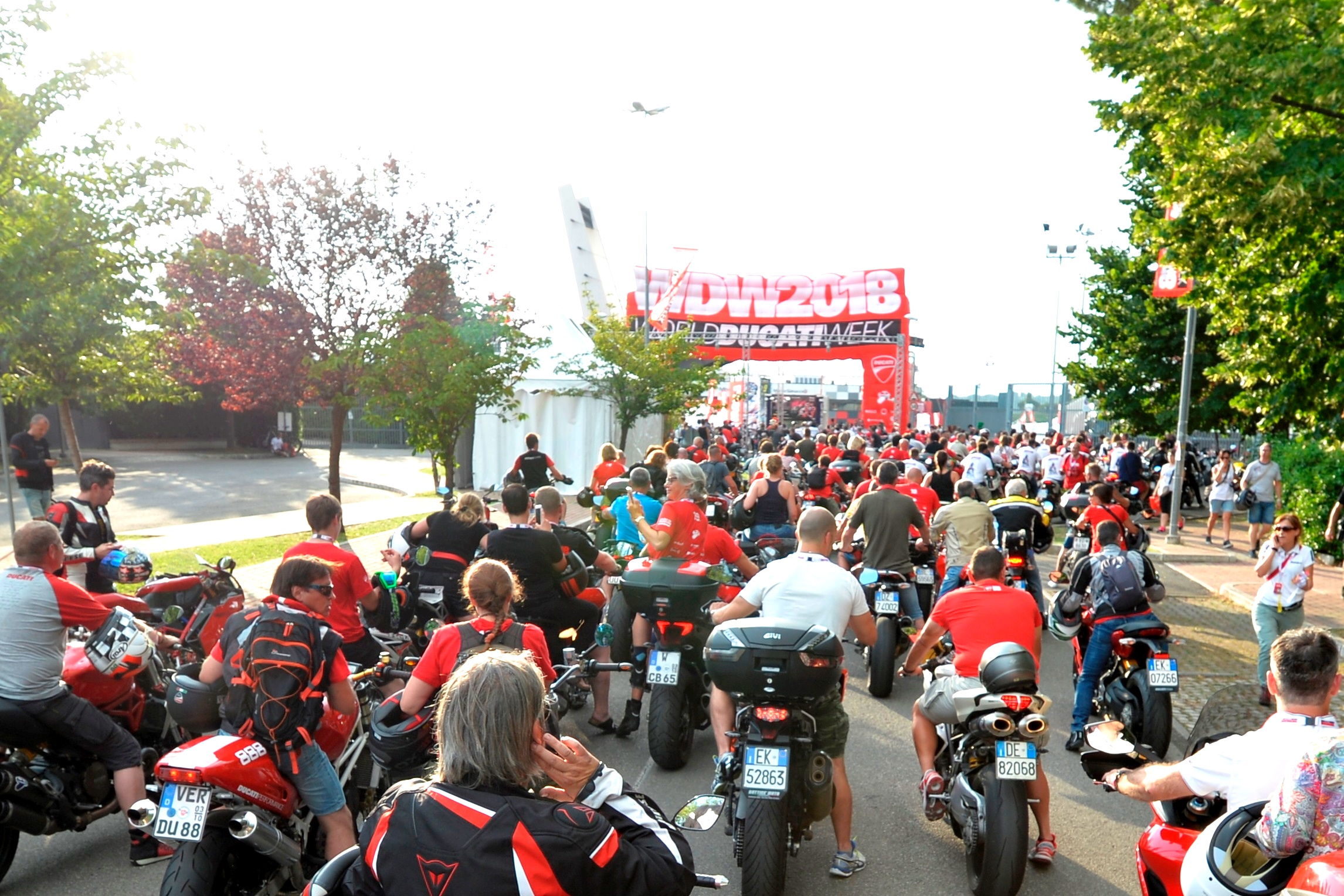World Ducati Week 2018 Welcome