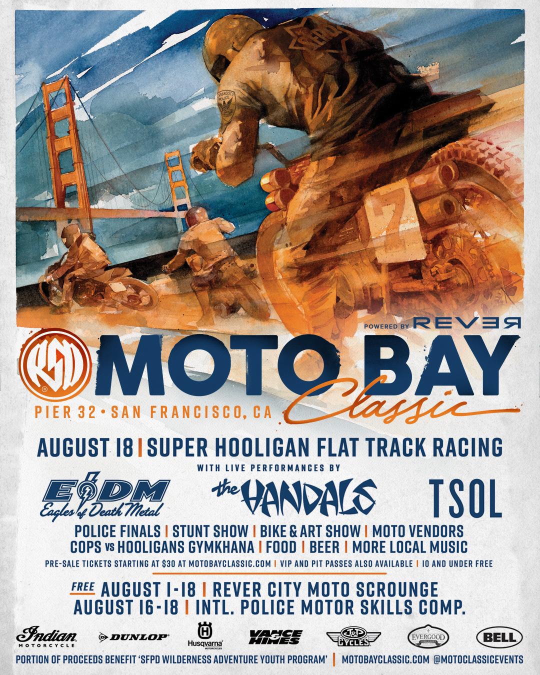 Inaugural Moto Bay Classic