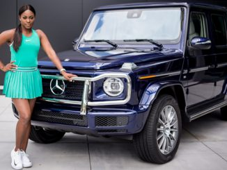 Mercedes-Benz Announces Sloane Stephens As Global Brand Ambassador