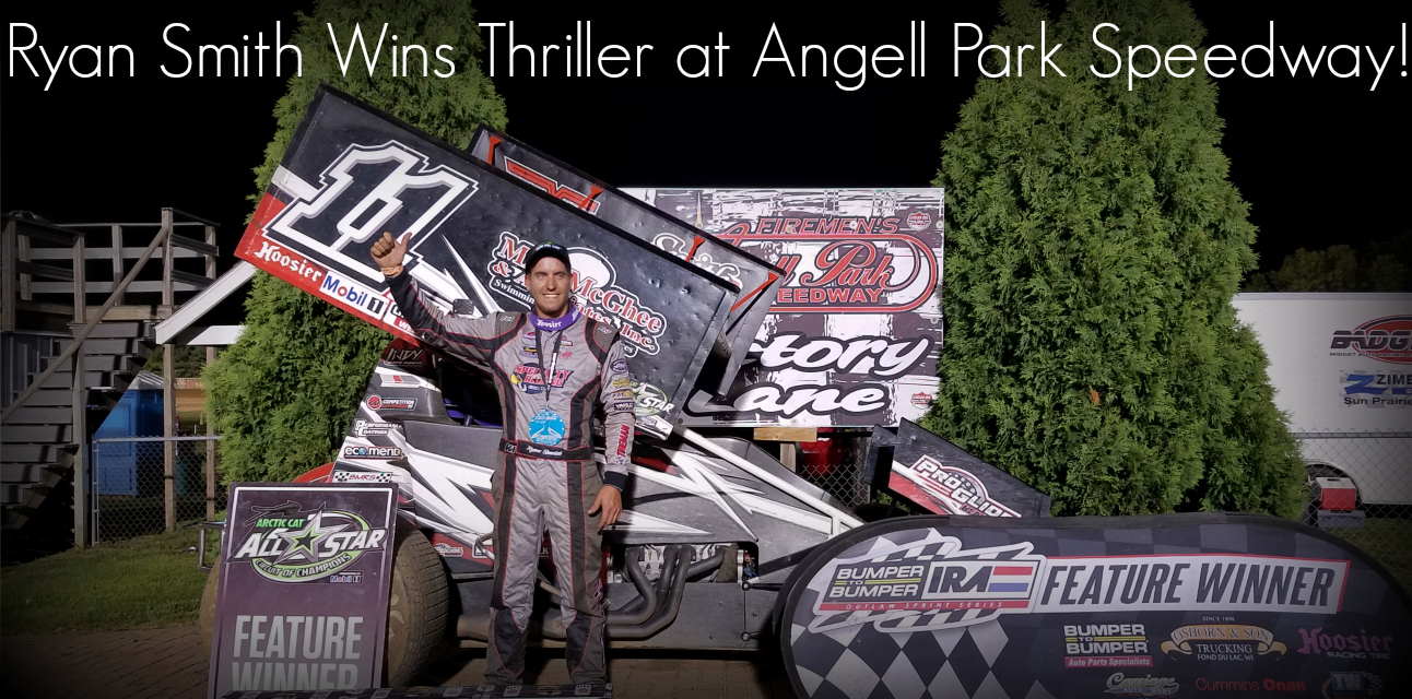Ryan Smith Angell Park All Star victory