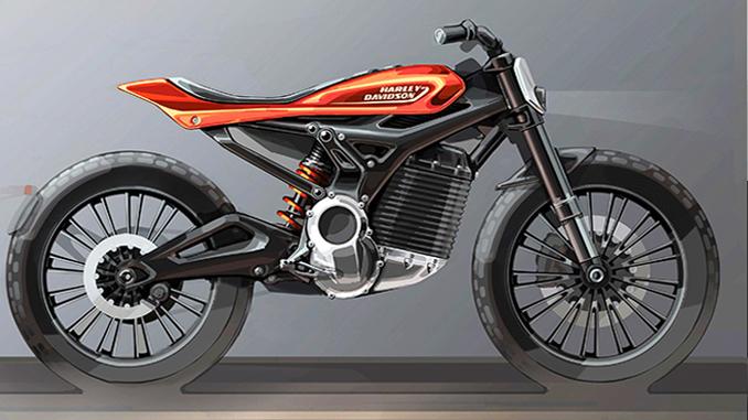 Harley-Davidson EV - More Roads to Harley-Davidson